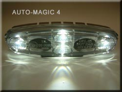 AUTO-MAGIC, oval, eingeschaltet