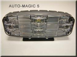 AUTO-MAGIC, eckig, ausgeschaltet